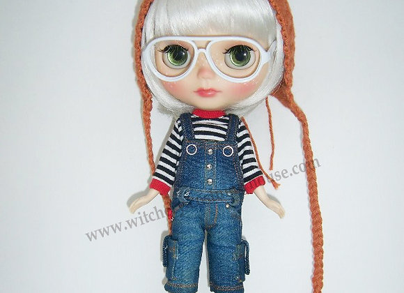 Overalls baggy overalls : wootd112 : Blythe | Pullip