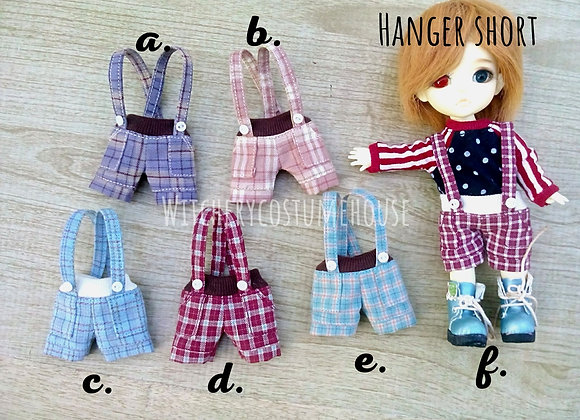 Hanger short : wootd043 : Ob11 | NenDoll