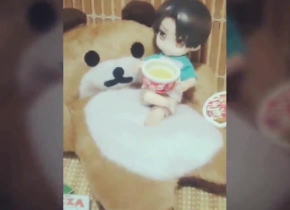 Soft bear mattress : wootd124 : Ob11 | NenDoll