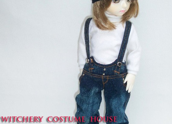 Denim Hanger overalls : wootd126 • YOSD | LittleFee