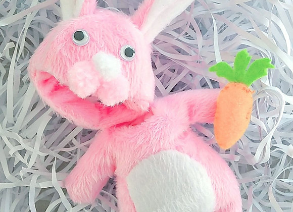 Mascot 005 The bunny : baby Pink | Select size