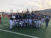 Airdrie Raiders 2019 Tier 2 Calgary Bantam Football Champions