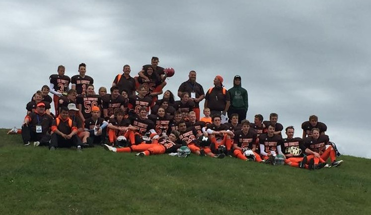 2018 Alberta Summer Games, Zone 2 Big Country Football, Airdrie Raiders Football, Airdrie Minor Football