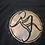 Thumbnail: Gold logo puffy vinyl