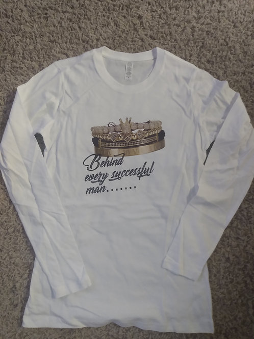 Ladies crown long sleeve