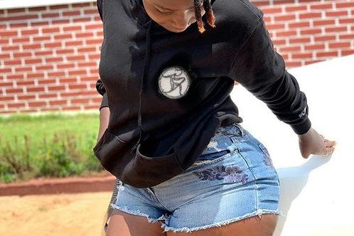 Lady comfortable hoodie