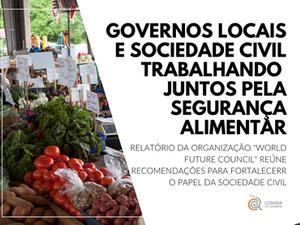 Recomendações para fortalecer sistemas alimentares locais