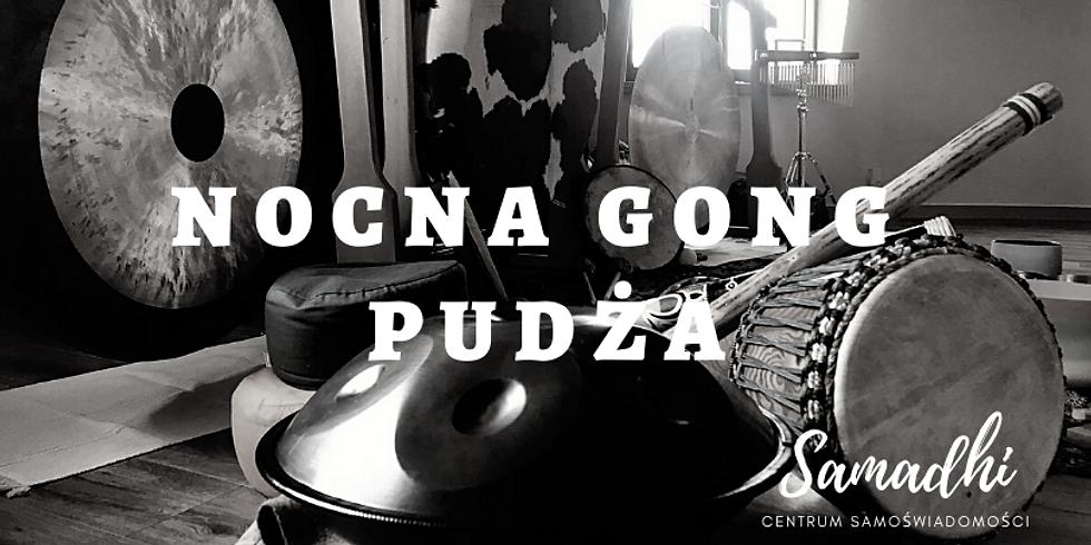 Nocna Gong Pudża - szamańska podróż z dźwiękiem