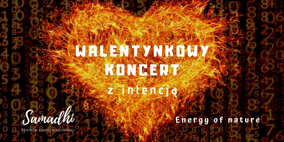 Walentynkowy koncert z intencją