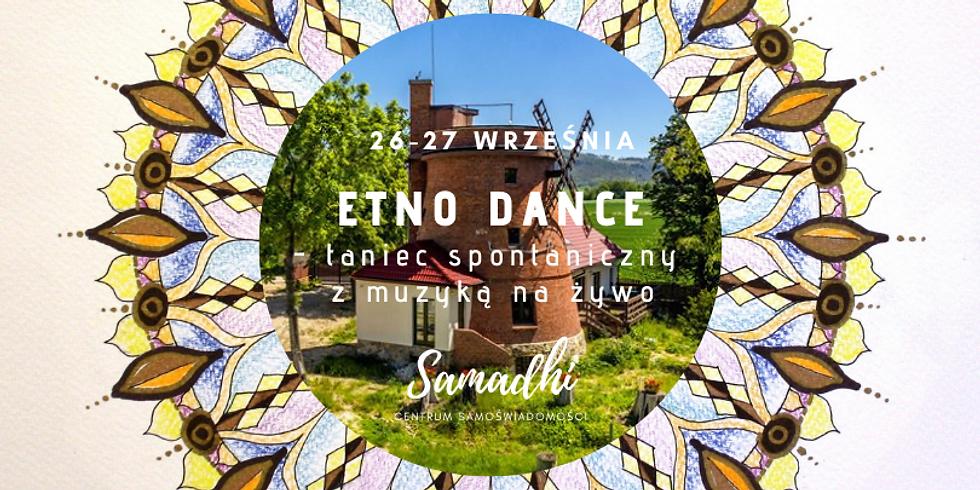 ETNO DANCE - taniec spontaniczny z muzyką na żywo (brak miejsc)