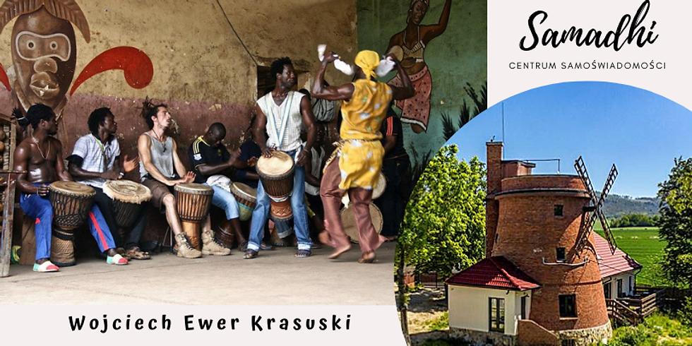 Afrykańskie rytmy - warsztaty bębniarskie