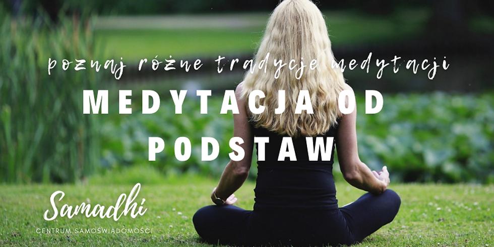 Medytacja od podstaw – poznaj różne tradycje medytacji