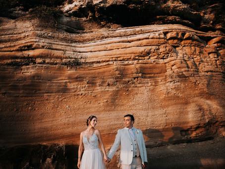 Rancho Banderas | Film, Andrea & Jorge | Bahia de Banderas, Nayarit.