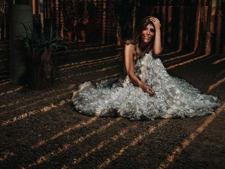 Trash the dress | Laguna seca | Mar & Javier