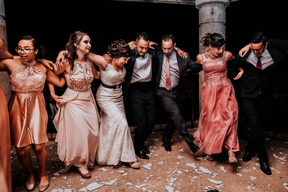 boda griega