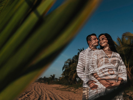 Prenatal | Daisy & Oscar | La Peñita de Jaltemba | Nayarit.