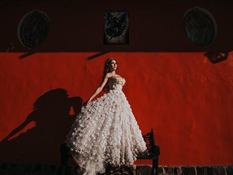 Capilla de Guadalupe | Sesión  Paloma & Richard | Jalisco