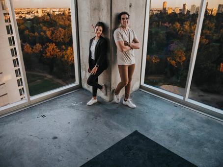 She said yes | Nayra & Miguel | Galeria de Arte Peruzzi