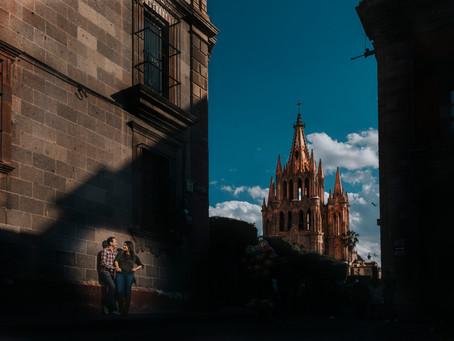 Sesión Preboda | Ana & Armando | San Miguel de Allende | Guanajuato, Mexico