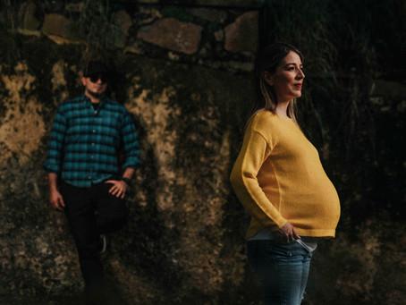Bosque los Colomos | Lily & Pepe | Prenatal