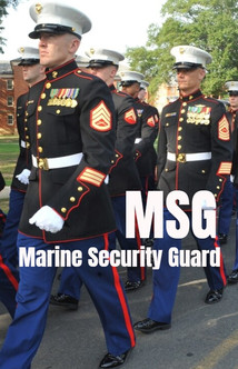 Making of a Marine Security Guard