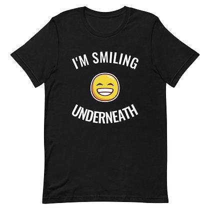 I'm Smiling Short-Sleeve Unisex T-Shirt