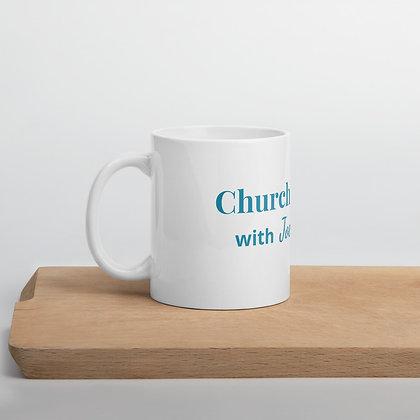 Church at Home Mug