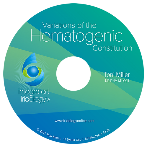 Variations of the Hematogenic Constitution