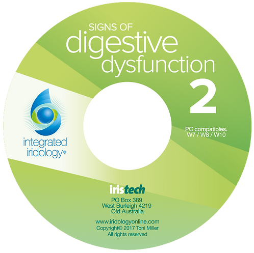 Signs of the Digestive Dysfunction