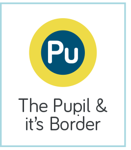 The Pupil and its Border