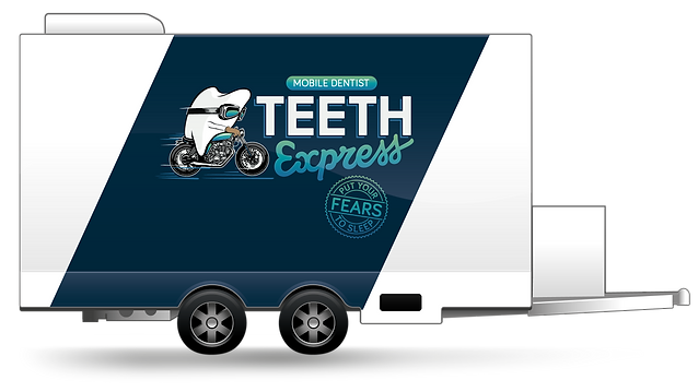 Teeth Express Mobile Van