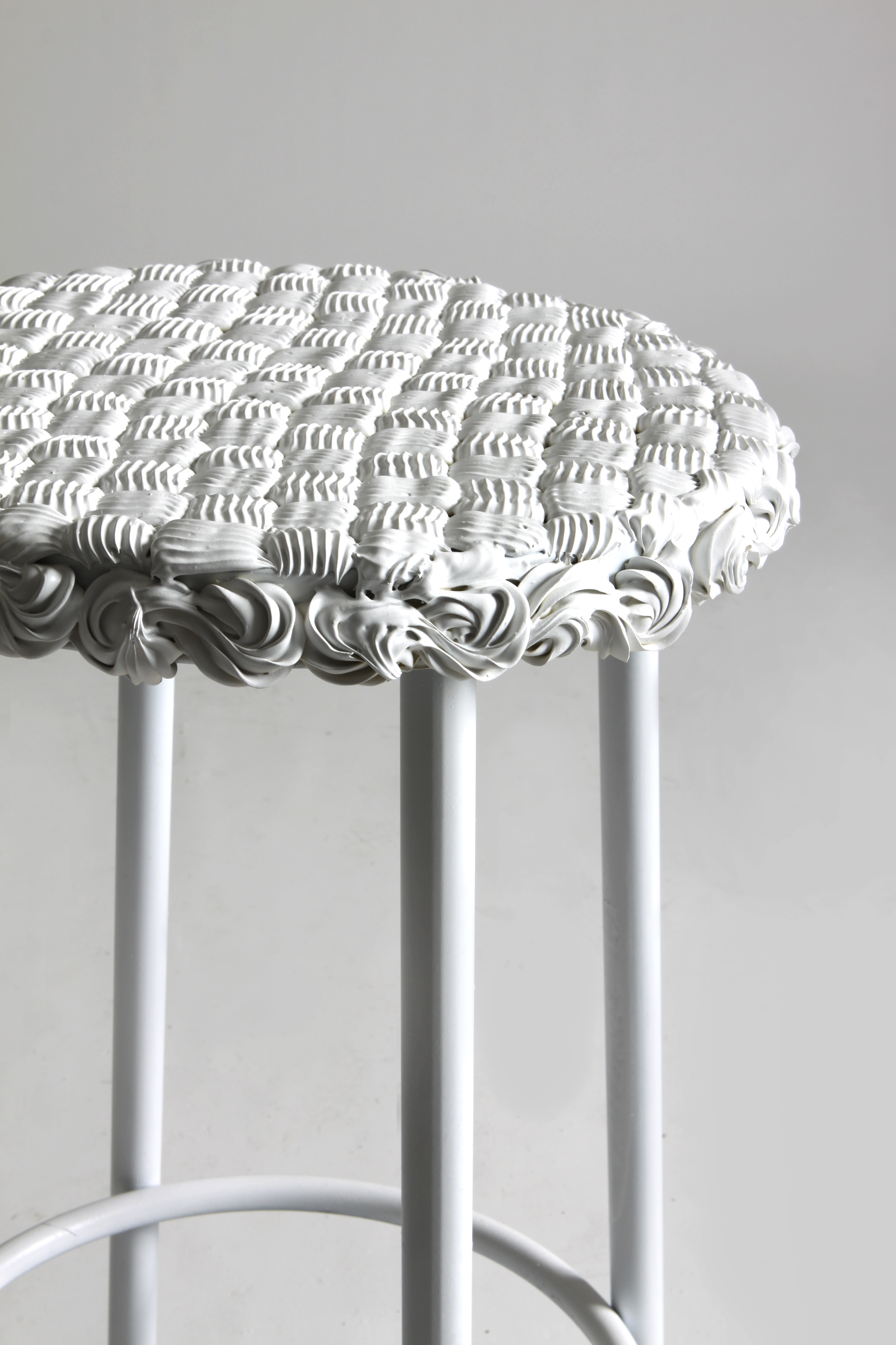 cake chair detail