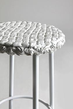 cake chair detail