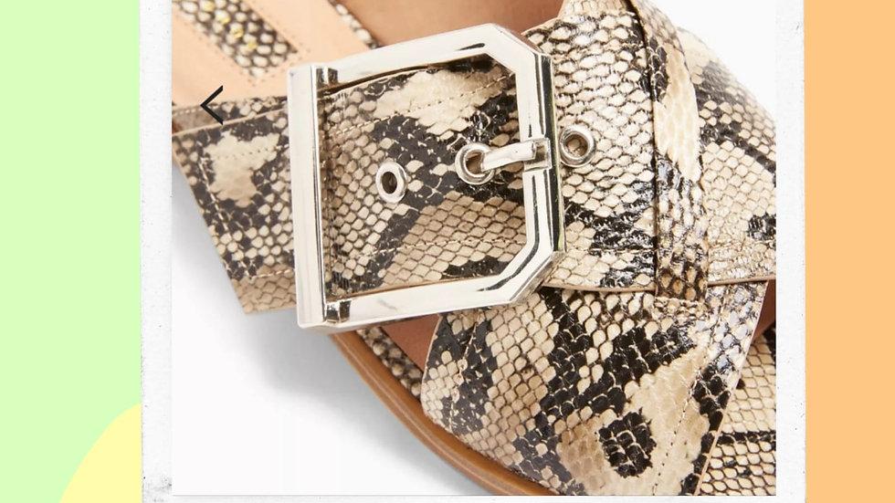 Ladies TopShop Porto Sandal