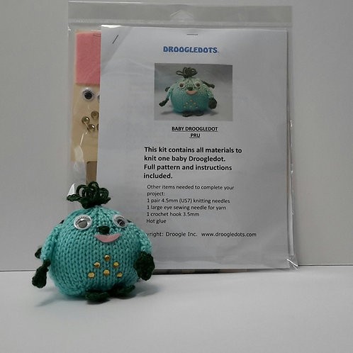 Baby Pru - Knitting Kit