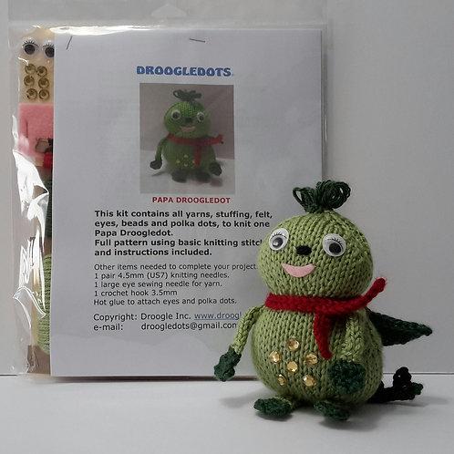 Papa - Knitting Kit