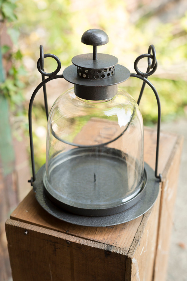 European Garden Lantern