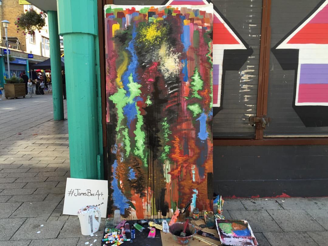 Chrisp Street Festival 2015