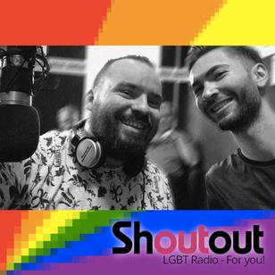 Birthday Boy X Shoutout LGBT Radio
