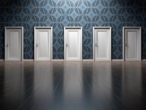 Quelle porte allez-vous choisir ?