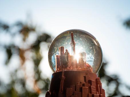 La métaphore de la Boule à Neige