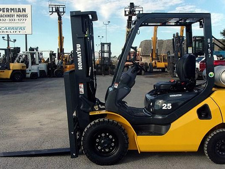 Counterbalance Forklift: Everything You Wanted to Know