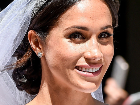 El beauty look nupcial de Meghan Markle
