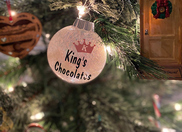 King's Chocolate Ornament