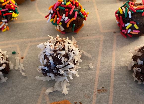 4 Assorted Brazilian Truffles