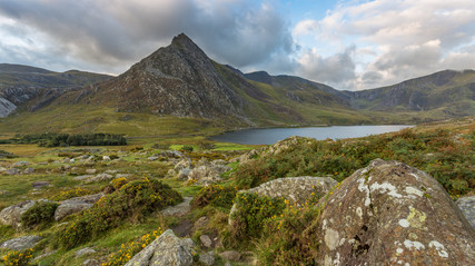 The Mighty Tryfan