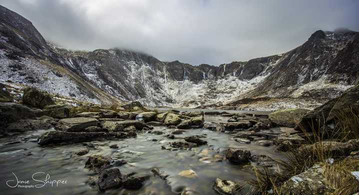 The Shores of Llyn Idwal