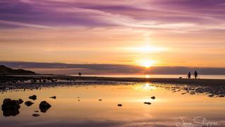 Sunset at Runcton Beach.jpg