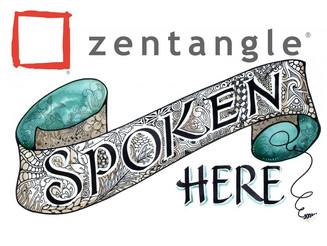 Le logo de Zentangle®