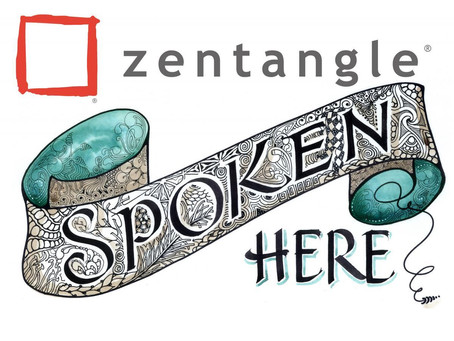 Le logo de Zentangle®
